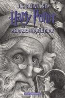 HARRY POTTER E O ENIGMA DO PRÍNCIPE (CAPA DURA) - EDIÇÃO COMEMORATIVA DOS 20 ANOS DA COLEÇÃO HARRY POTTER -