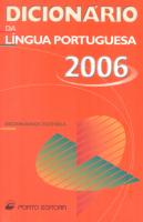 DICIONARIO EDITORA DA LINGUA PORTUGUESA 2006 - CAIXA