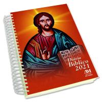 DIÁRIO BÍBLICO 2021 - ESPIRAL - JESUS