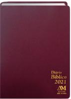 DIÁRIO BÍBLICO 2021 - SIMPLES - VINHO