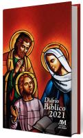 DIÁRIO BÍBLICO 2021 - SAGRADA FAMÍLIA - CAPA DURA