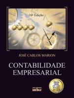 CONTABILIDADE EMPRESARIAL - (LIVRO-TEXTO) - 16ª