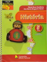 HISTORIA - 5 ANO - COL. BRASILIANA - 1
