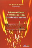 PRATICAS COTIDIANAS E EMANCIPACAO SOCIAL - 1ª