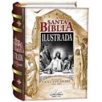 MINI LIVRO - A SANTA BIBLIA ILUSTRADA