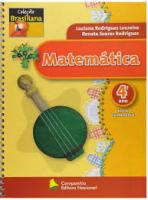 MATEMATICA 4 ANO - COL. BRASILIANA - 1