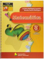 MATEMATICA 2 ANO - COL. BRASILIANA - 1