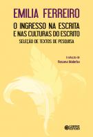 INGRESSO NA ESCRITA E NAS CULTURAS DO ESCRITO, O - SELECAO DE TEXTOS DE PES - 1ª
