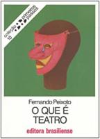 QUE E TEATRO, O - PRIMEIROS PASSOS - 14