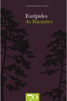 BACANTES, AS
