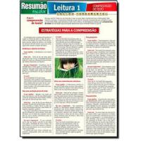 RESUMAO LEITURA 1 COMPREENSAO DE TEXTO - 1ª