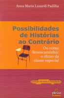 POSSIBILIDADES DE HISTÓRIA AO CONTRÁRIO