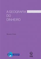GEOGRAFIA DO DINHEIRO, A - 1