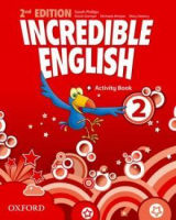 INCREDIBLE ENGLISH 2 AB - 2ND ED