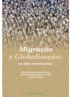 MIGRACAO E GLOBALIZACAO - UM OLHAR INTERDISCIPLINAR - 1