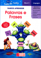 VAMOS APRENDER PALAVRAS E FRASES - NIVEL 3 - LINGUAGEM