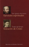 EJERCICIOS ESPIRITUALES IMITACION DE CRISTO - 1ª