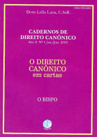 DIREITO CANONICO EM CARTAS, O - O BISPO