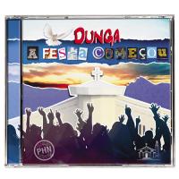 CD A FESTA COMECOU - DUNGA