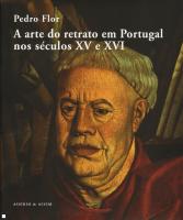 ARTE DO RETRATO EM PORTUGAL NOS SECULOS XV E XVI, A