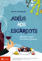 ADEUS AO ESCARGOTS