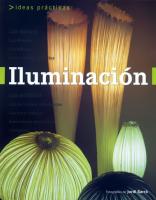 ILUMINACION IDEAS PRACTICAS - LUZ NATURAL LUZ DIRECTA..