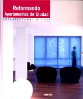 REFORMANDO APARTAMENTOS DE CIUDAD