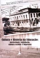 CULTURA E HISTÓRIA DA EDUCAÇÃO