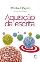 AQUISICAO DA ESCRITA