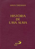 HISTORIA DE UMA ALMA - BOLSO