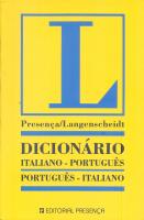 DICIONARIO ITALIANO PORTUGUES - PORTUGUES ITALIANO