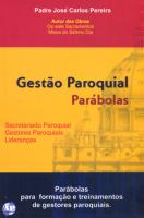 GESTÃO PAROQUIAL PARÁBOLAS