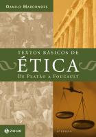 TEXTOS BÁSICOS DE ÉTICA - DE PLATÃO A FOUCAULT