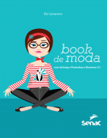 BOOK DE MODA COM INDESIGN, PHOTOSHOP E ILLUSTRATOR CC