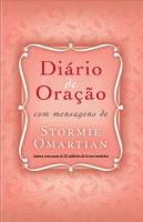 DIÁRIO DE ORAÇÃO