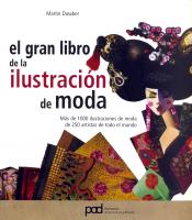 EL GRAN LIBRO DE LA ILUSTRACION DE MODA