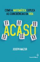 ACASO - A MATEMÁTICA DAS COINCIDÊNCIAS