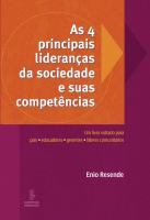AS 4 PRINCIPAIS LIDERANÇAS DA SOCIEDADE E SUAS COMPETÊNCIAS
