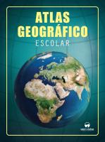 ATLAS GEOGRÁFICO - ESCOLAR