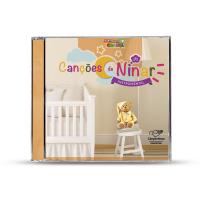 CD CANÇÕES DE NINAR