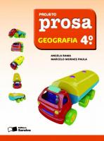 PROJETO PROSA - GEOGRAFIA - 4º ANO