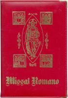 MISSAL ROMANO - ALTAR LUXO