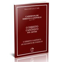 DIREITO CANONICO AO ALCANCE DE TODOS IV, O  - 1ª