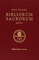 NOVA VULGATA BIBLIORUM SACRORUM - EDITIO