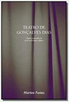TEATRO DE GONCALVES DIAS
