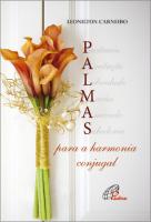 PALMAS PARA A HARMONIA CONJUGAL