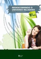 REDESCOBRINDO O UNIVERSO RELIGIOSO - 8O. ANO ESTUDANTE
