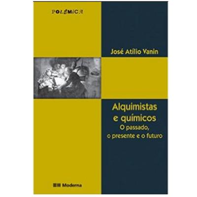 ALQUIMISTAS E QUIMICOS ED2