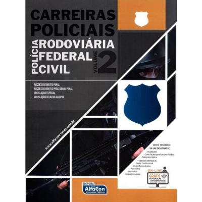 CARREIRAS POLICIAIS - VOL. 2