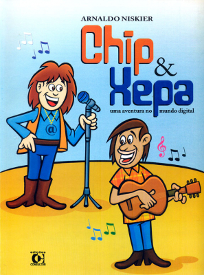 CHIP E XEPA - UMA AVENTURA NO MUNDO DIGITAL